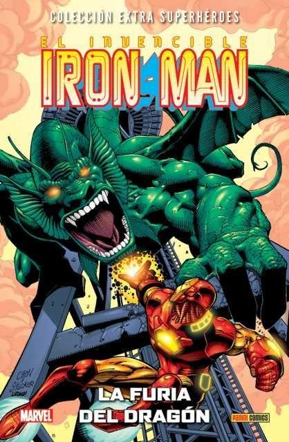 Invencible iron man 2: la furia del dragon,el