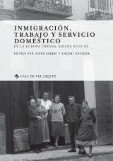 Inmigracion trabajo y servicio domestico