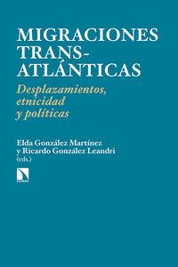 Migraciones transatlanticas