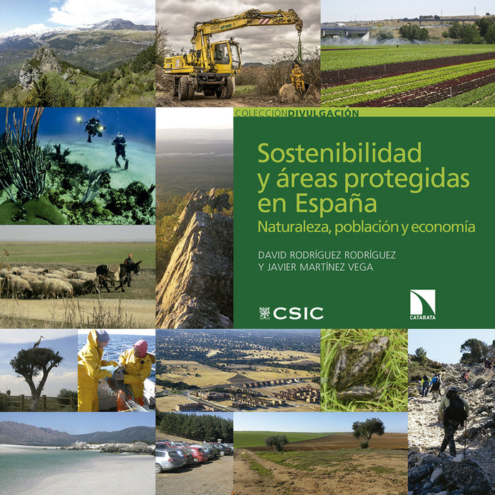 Sostenibilidad y areas protegidas en españa