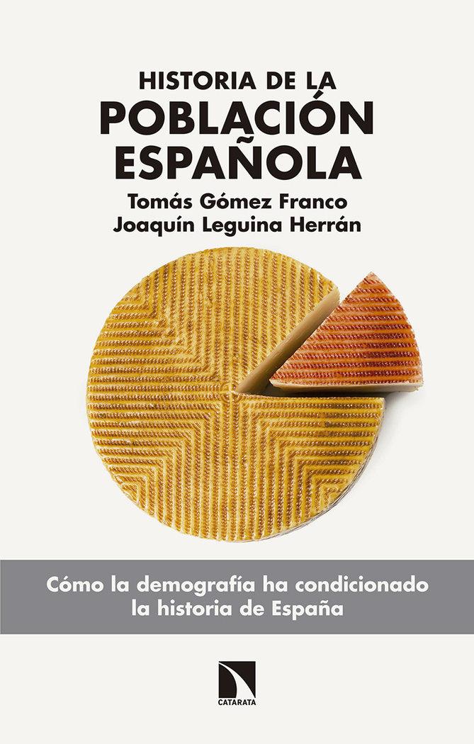 Historia de la poblacion española