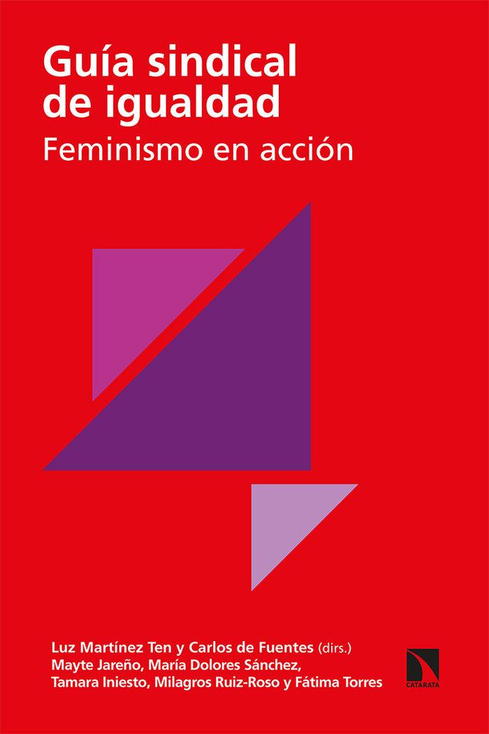 Guia sindical de igualdad feminismo en accion