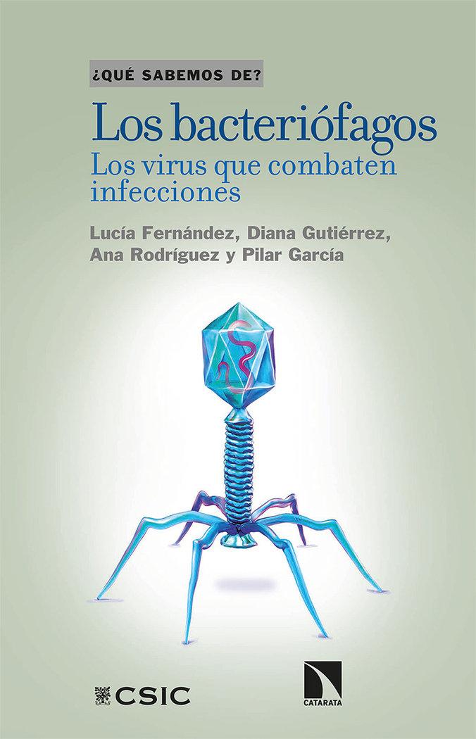 Bacteriofagos,los