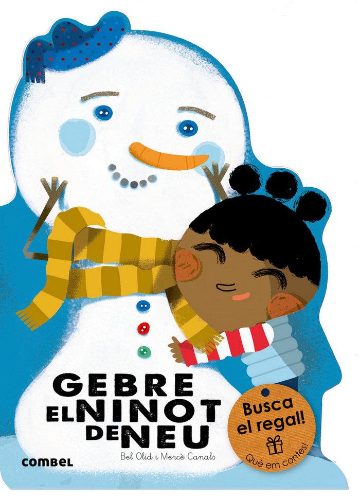 Gebre, el ninot de neu