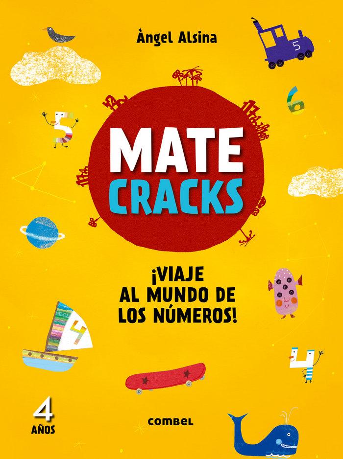 Matecracks viaje al mundo de los numeros 4 años