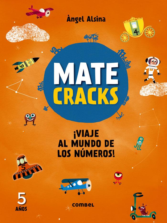 Matecracks viaje al mundo de los numeros 5 años