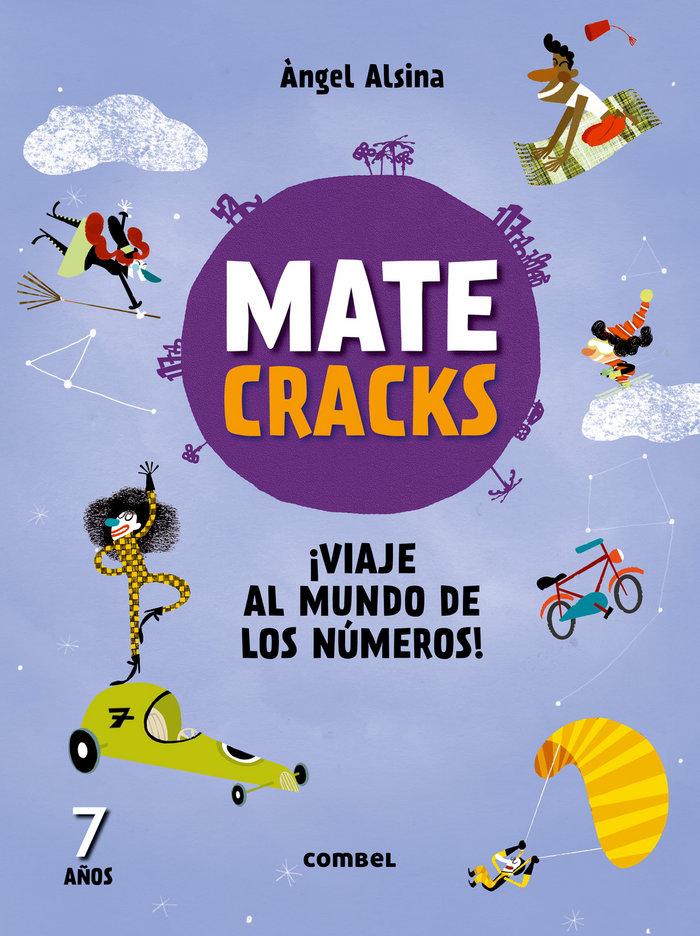 Matecracks viaje al mundo de los numeros 7 años