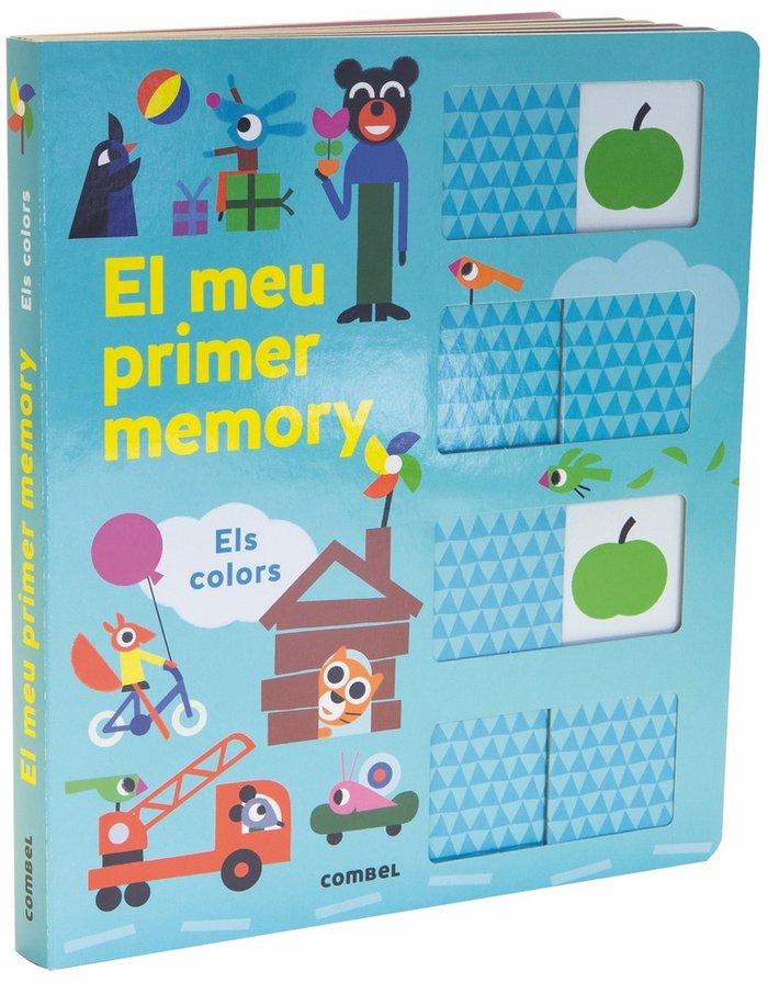 Meu primer memory. els colors,el