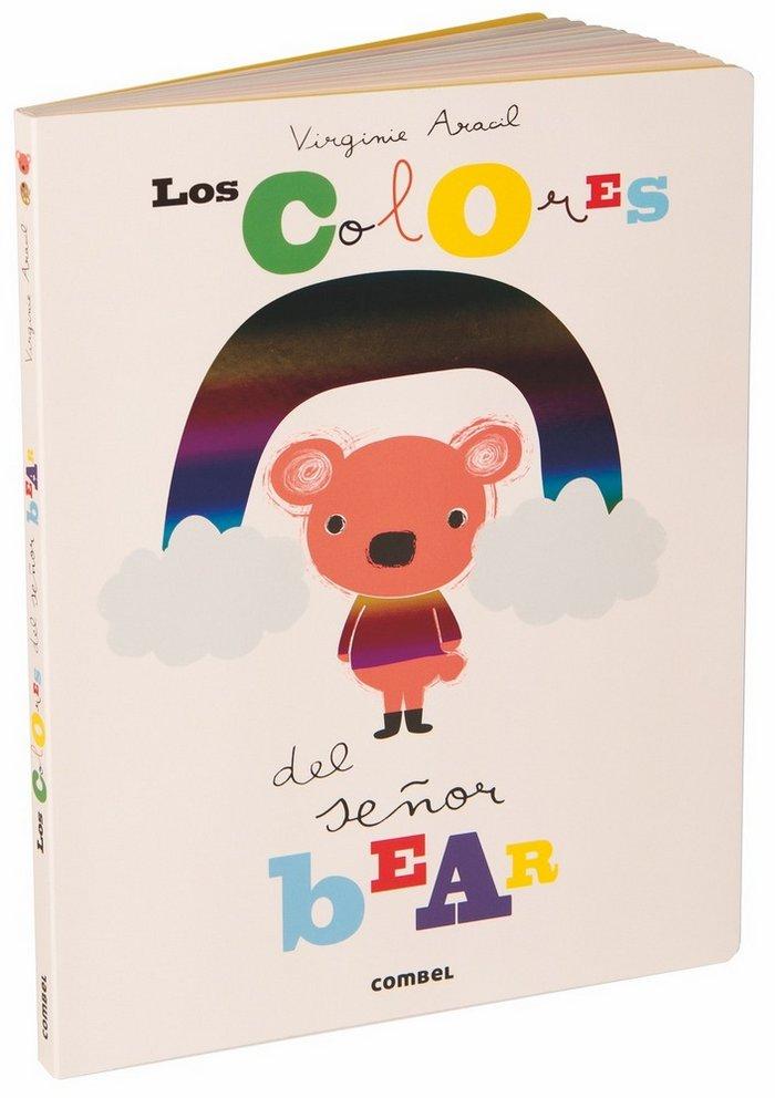Colores del señor bear,los
