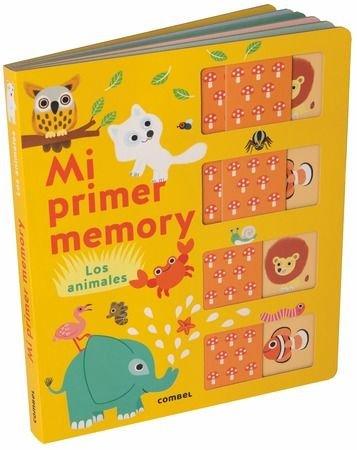 Mi primer memory los animales