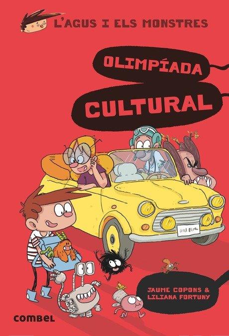 L'agus i els monstres 13 olimpiada cultural