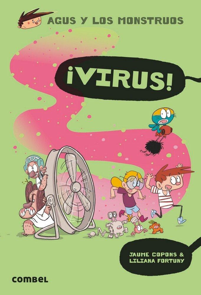 Agus y los monstruos 14 virus