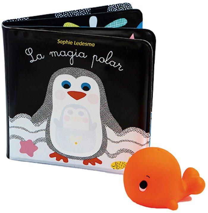 Magia polar,la libro baño