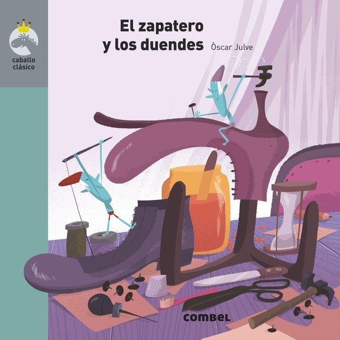 Zapatero y los duendes,el