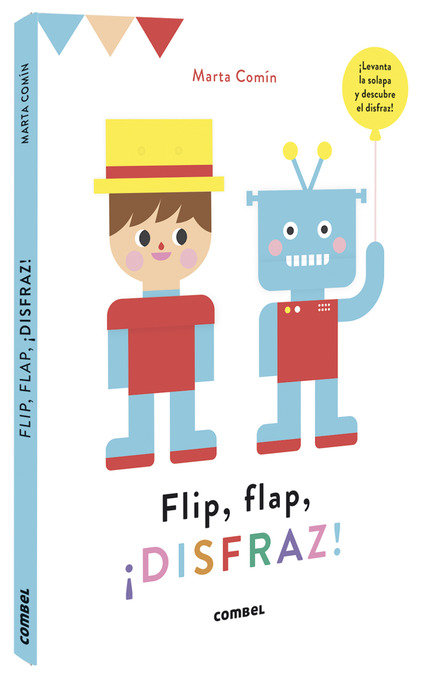Flip flap disfraz