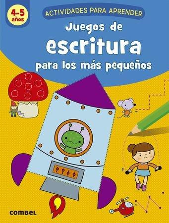 Juegos de escritura para los mas pequeños 4-5 años