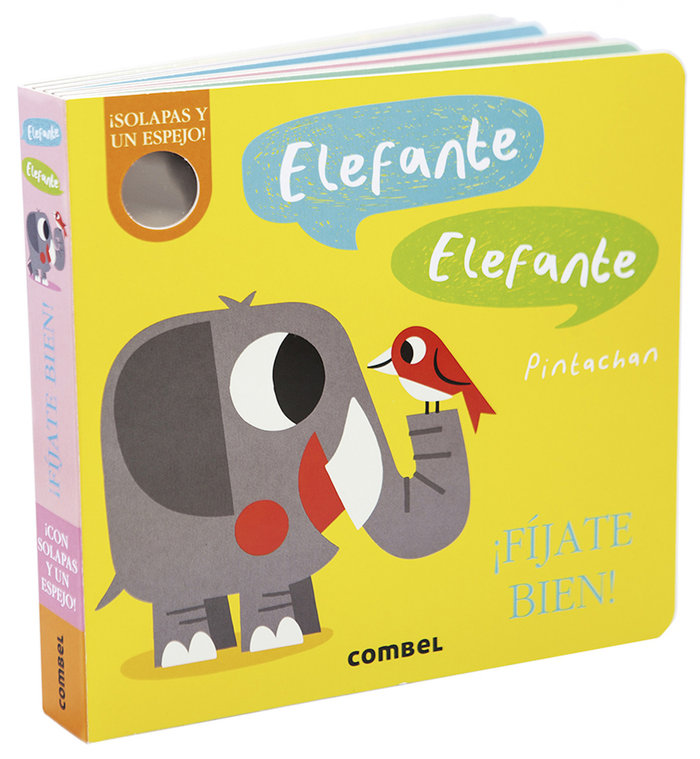Elefante elefante fijate bien