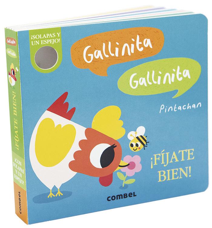Gallinita gallinita fijate bien