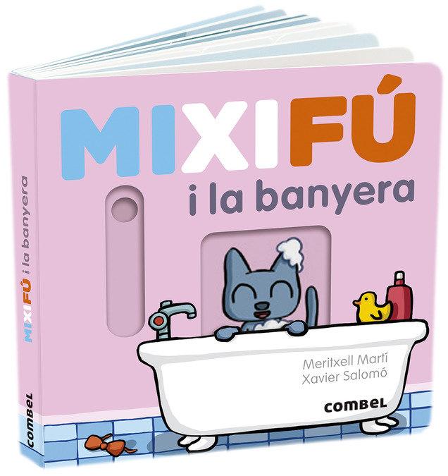 Mixifu i la banyera