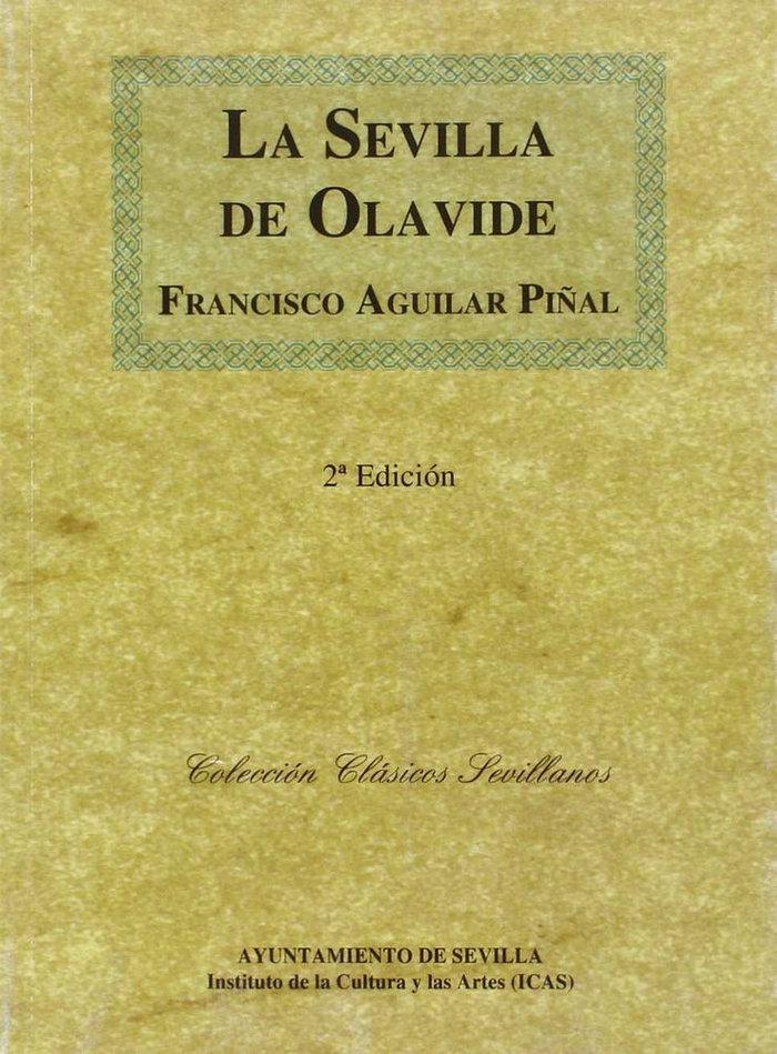 La sevilla de olavide (1767-1778)