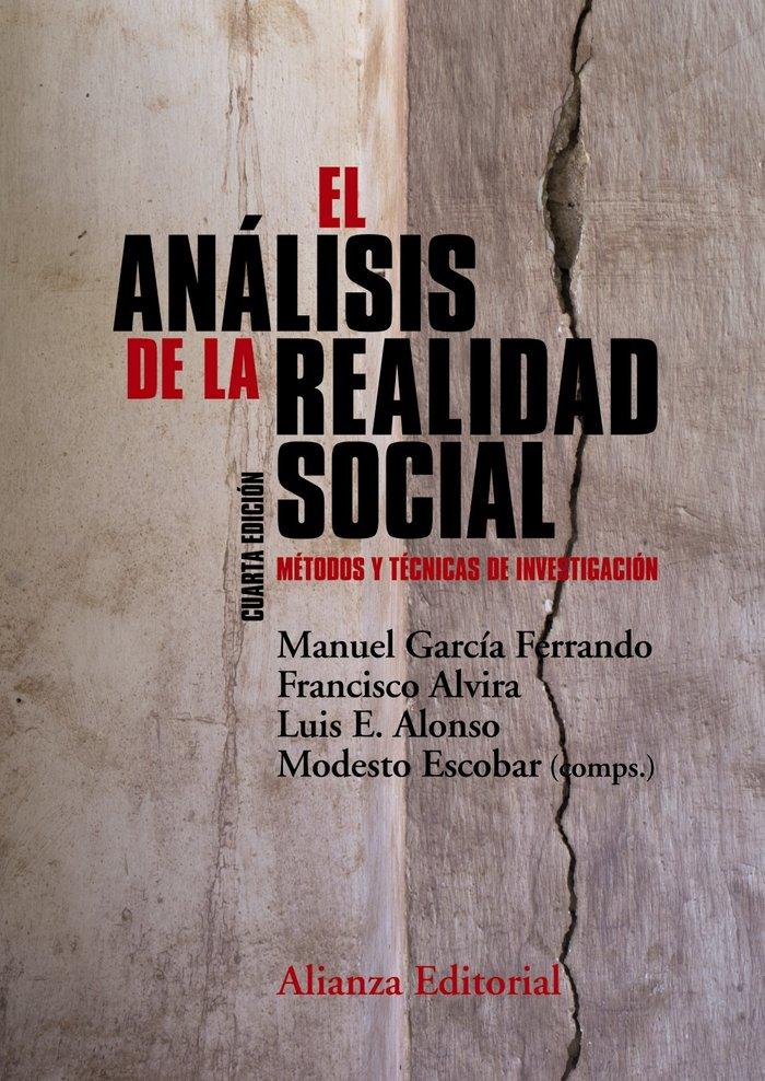 Analisis de la realidad social,el
