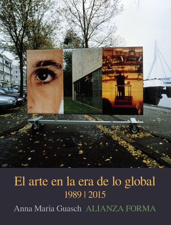 Arte en la era de lo global,el