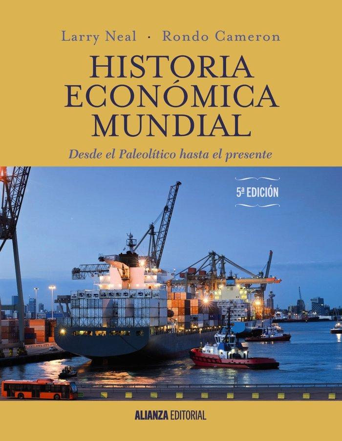 Historia economica mundial