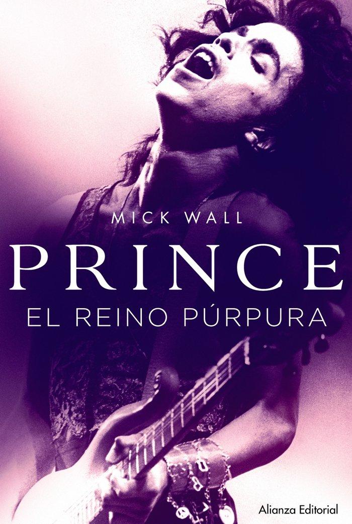 Prince el reino purpura