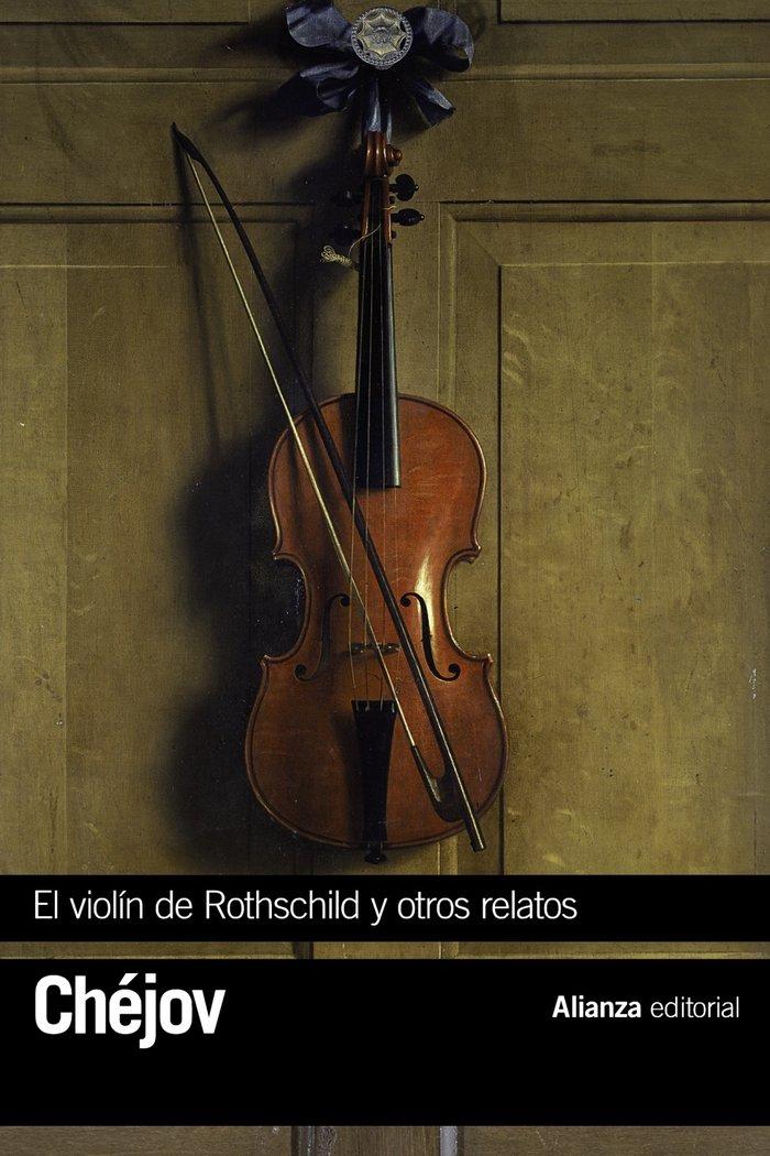 Violin de rothschild y otros relatos,el