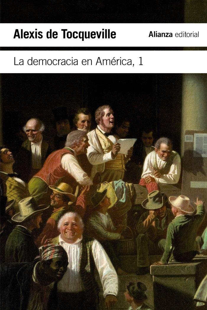 Democracia en america 1,la alianza bolsillo