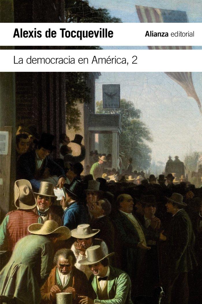 Democracia en america 2,la alianza bolsillo