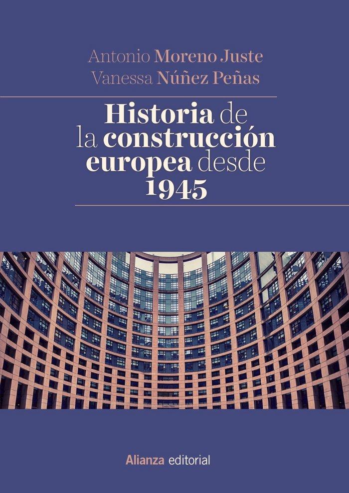 Historia de la construccion europea desde 1945
