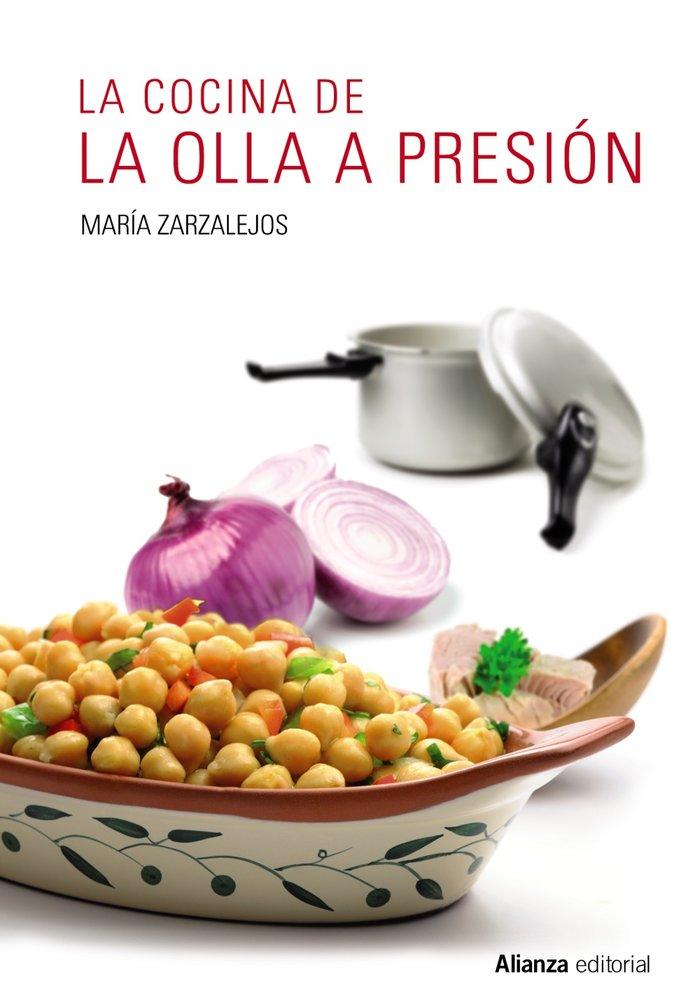 Cocina de la olla a presion,la