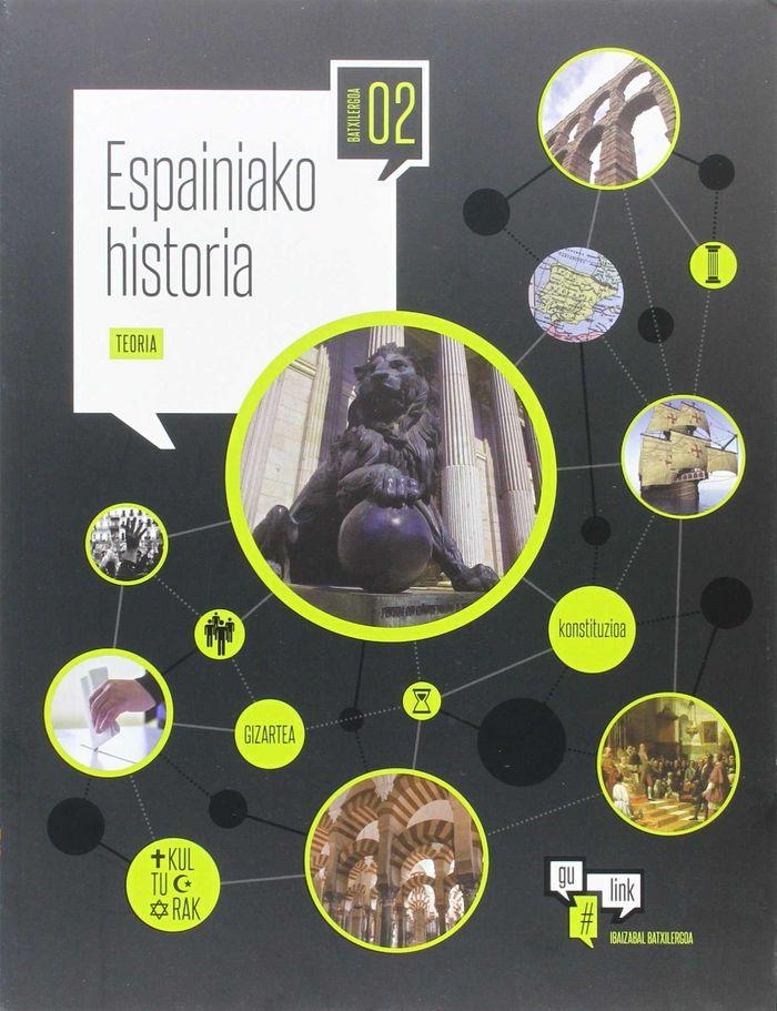 Historia 2ºnb pack 16 gulink