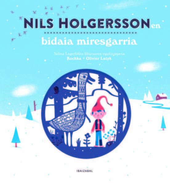 Nils holgerssonen bidaia miresgarria