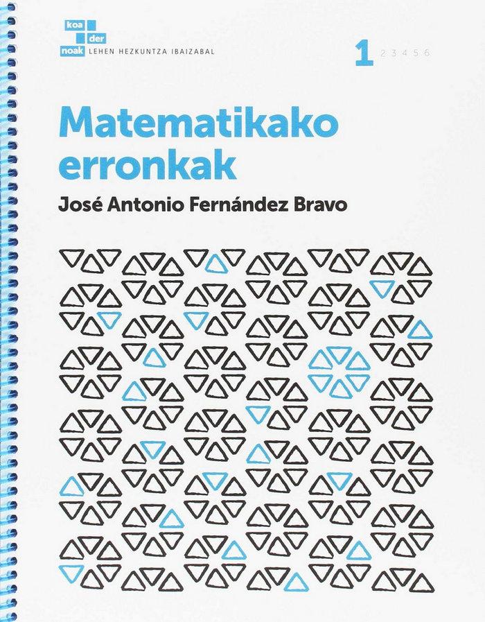 Koadernoa matematikako erronkak 1 ep p.vasco 17