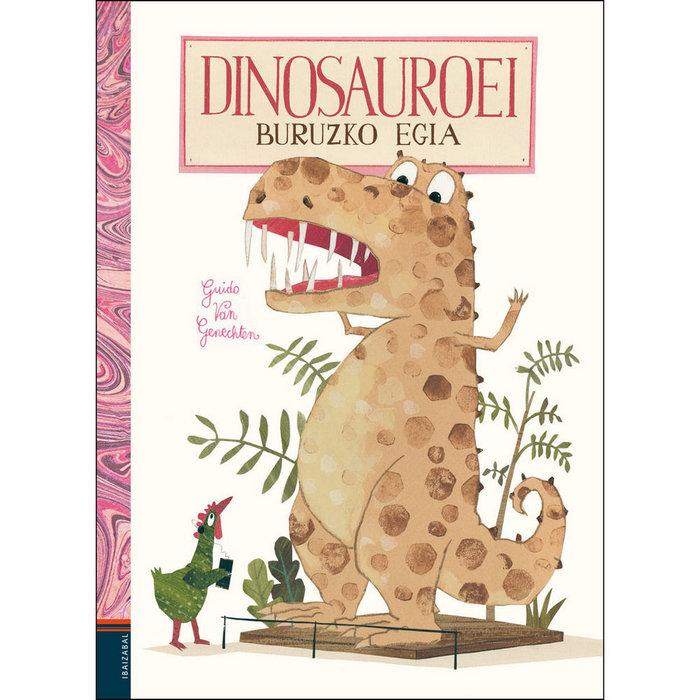 Dinosauroei buruzko egia