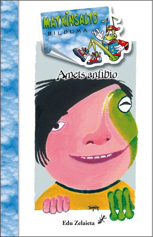 Amets anfibio