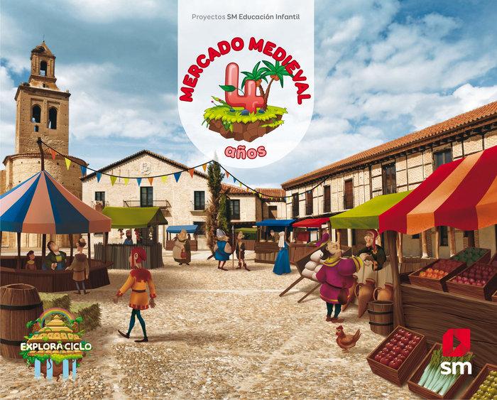 Mercado medieval 4años ei 18 explora nivel 2