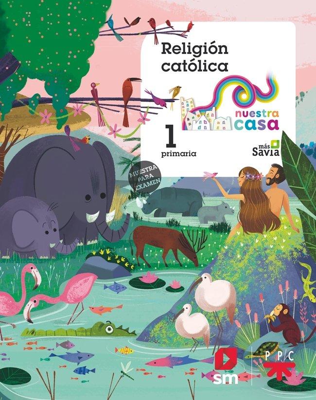 Religion 1ºep 18 mas savia