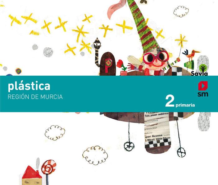 Plastica 2ºep murcia 19 savia