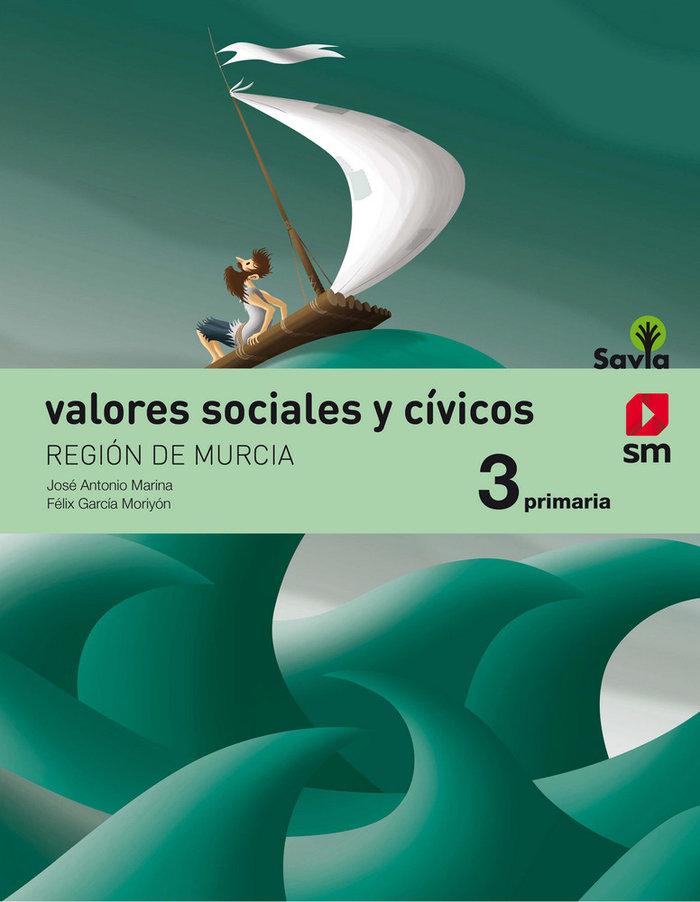 Valores sociales civicos 3ºep murcia 19 mas savia