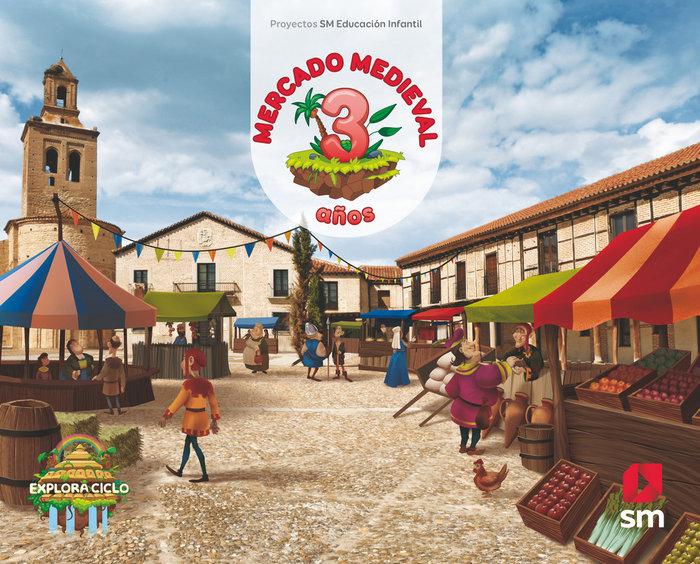 Mercado medieval 3años ei 18 explora nivel 1