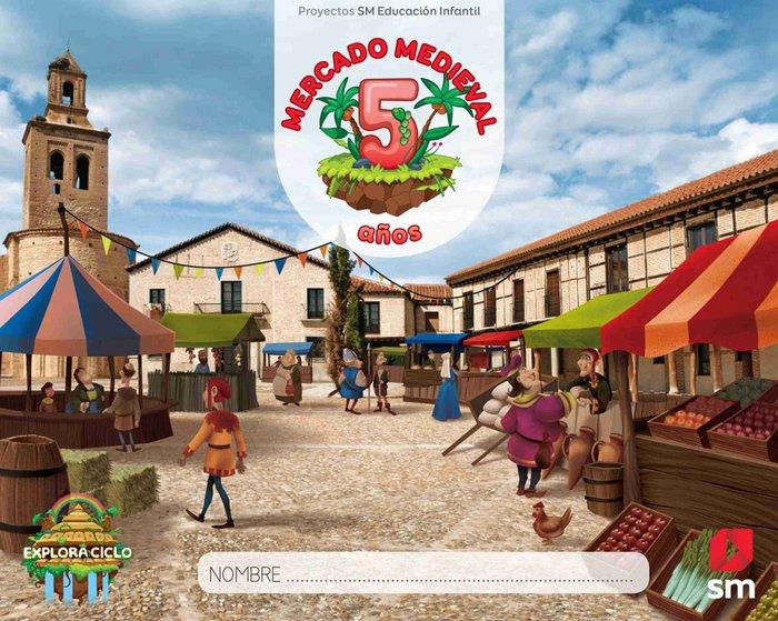 Mercado medieval 5años ei 18 explora nivel 3