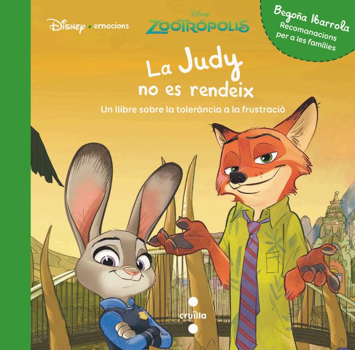 Judy no es rendeix,la
