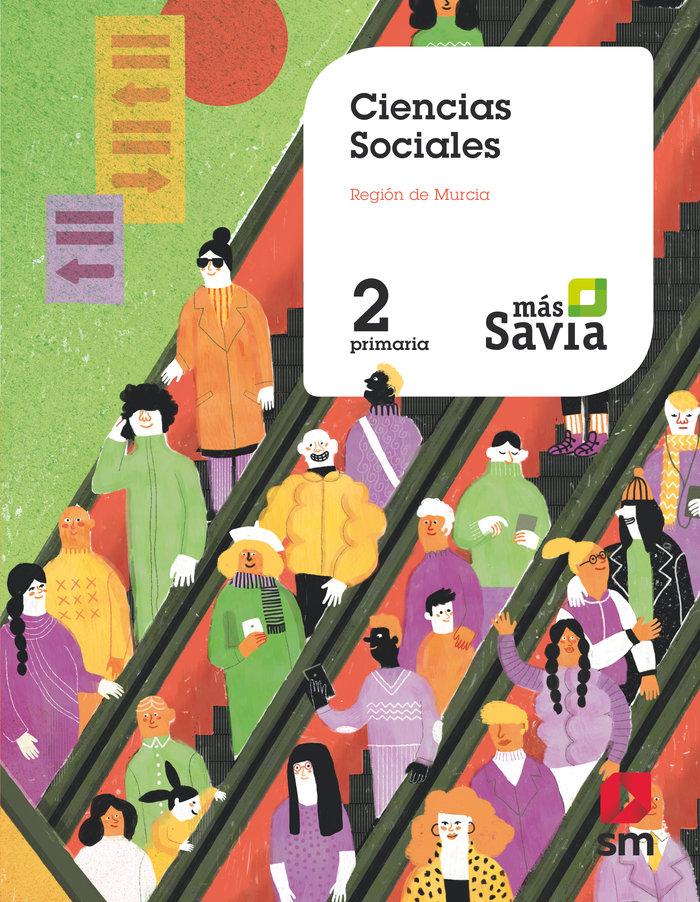 Ciencias sociales 2ºep  murcia 18 mas savia
