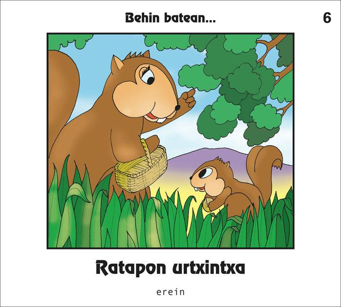 Ratapon urtxintxa - eus