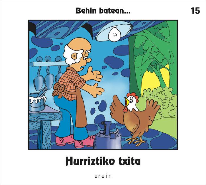Hurriztiko txita - eus