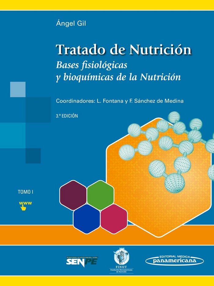 Tratado de nutricion 5 tomos 3ªed