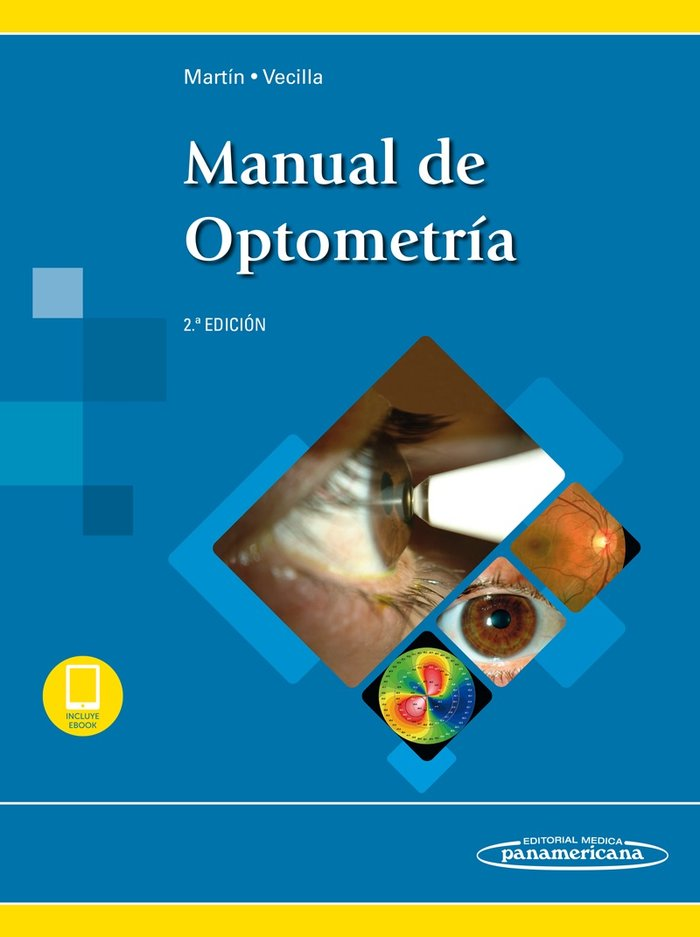 Manual de optometria 2ª edicion